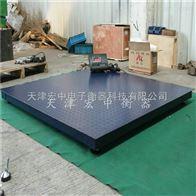 SCS-3T地磅黄冈2吨电子地上衡