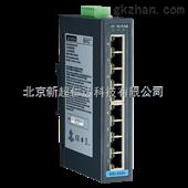 供应全新研华正品 EKI-2528,8端口非网管型工业以太网交换机