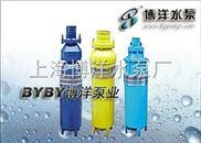 厂家QS型充水湿式多级潜水电泵