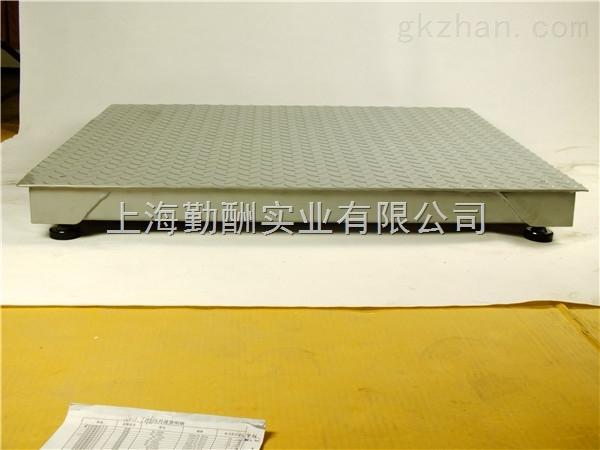 多功能单层地磅/碳钢电子秤