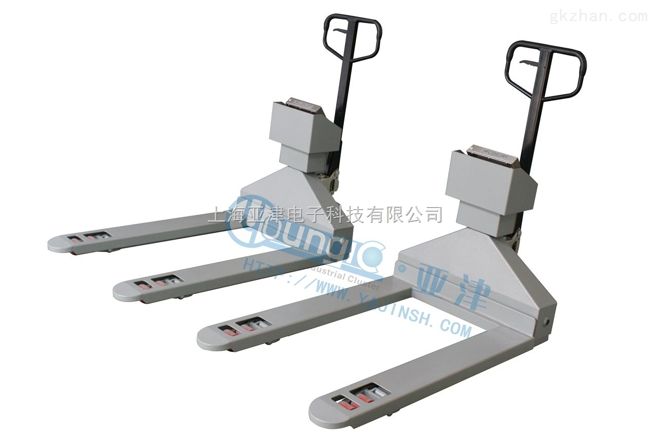 YCS系列电子叉车秤仓库车间使用防爆叉车称多少钱