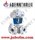 LTQ944电动三通浮动球球阀