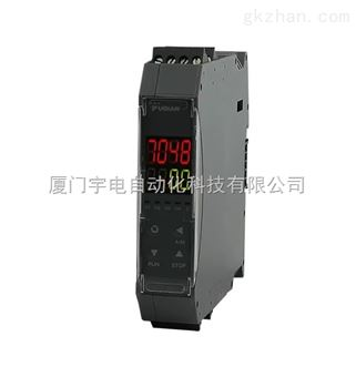 厦门宇电AI-7028D51导轨安装带显示型四路温控器