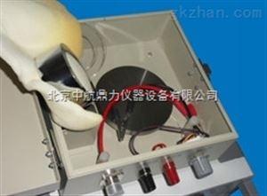 橡胶体积电阻率表面电阻率测定机