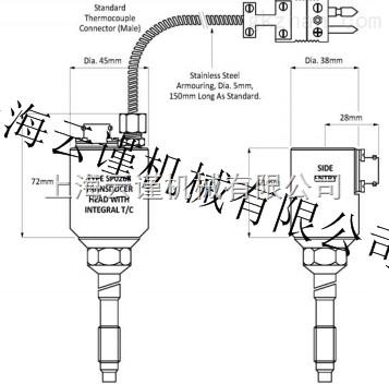 原装进口terwin压力传感器sensor上海