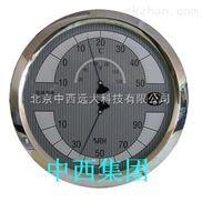 中西牌  指針式溫濕度計 庫號:M281813