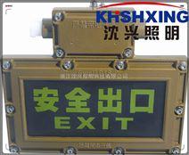 安全出口防爆标志灯厂家  LED防爆双头应急灯