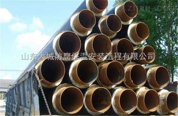 聚氨酯保温管、江苏高温预制发泡保温钢管、