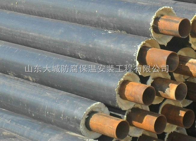 济宁保温管厂家、预制保温钢管直埋