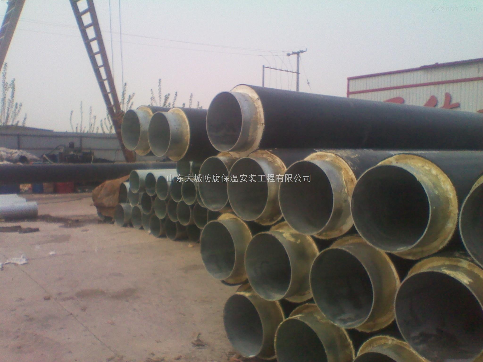 镇江预制保温钢管、江苏直埋保温管厂家、