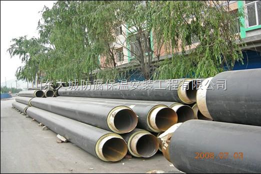 泰州保温管价格、聚氨酯直埋保温钢管、