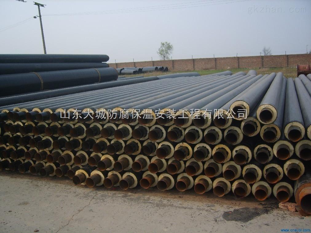 聚氨酯保温管、江苏塑套钢保温钢管