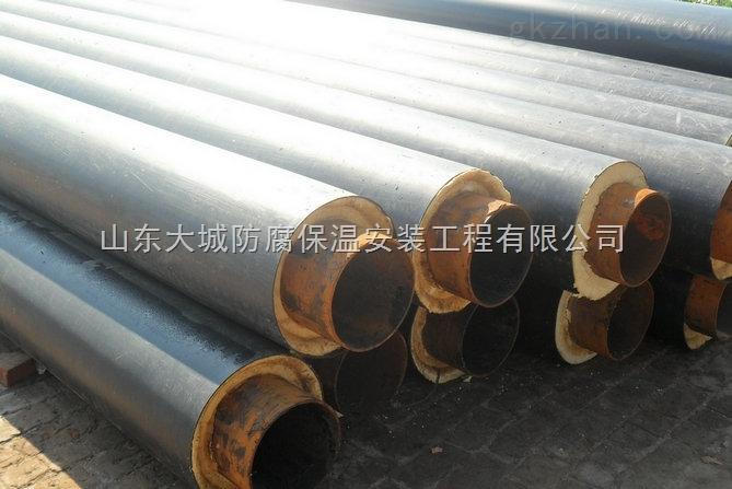 青岛保温管价格、预制聚氨酯直埋管