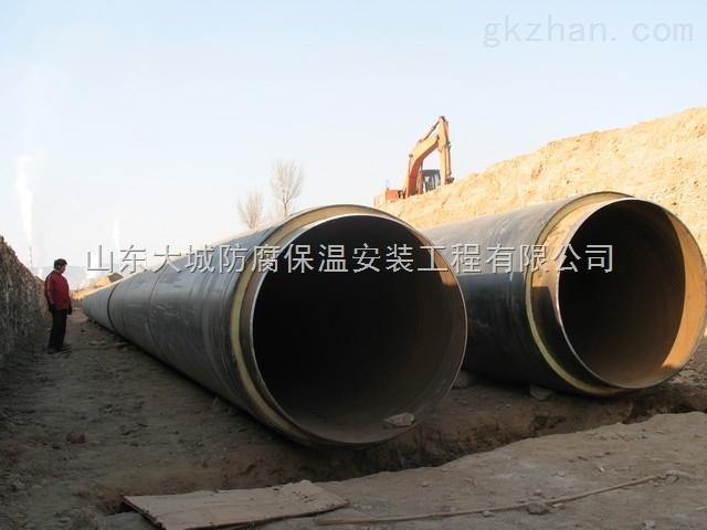 莱芜保温管价格、聚氨酯直埋管厂家、