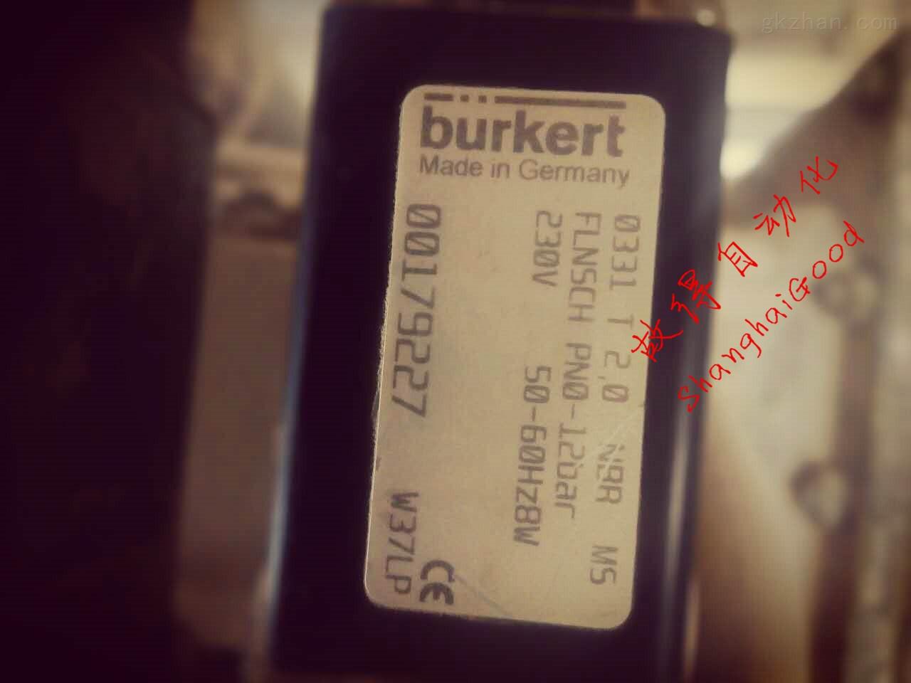 burkert 0331 00179227