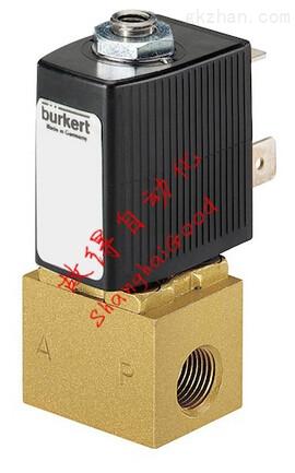 burkert 6012 00134182电磁阀