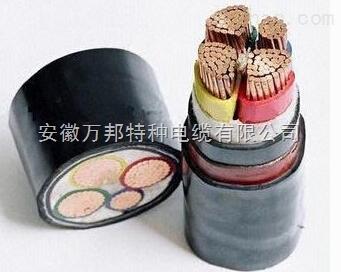 铜芯铠装聚氯乙烯绝缘护套电力电缆