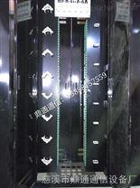 黑色720芯直插式光i纤配线柜介绍 与图片