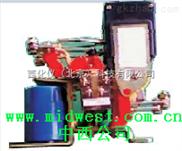 直流接触器(63A、1000V、线圈电压24V、线圈功率32W、两常开触头型号:M392844