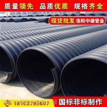 市政钢带增强管道