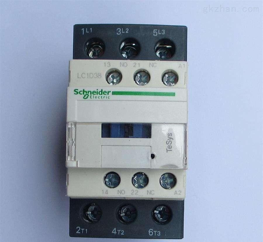 施耐德lc1e1810m6n交流接触器