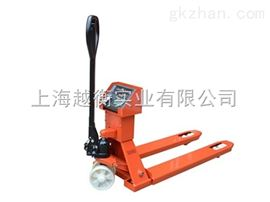 上海2吨工厂用不锈钢电子叉车秤