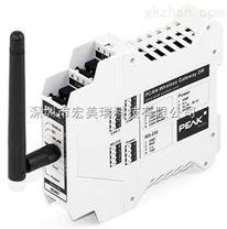 全新德国PEAK CAN转WLAN无线网关,DIN导轨塑料壳 IPEH-004011