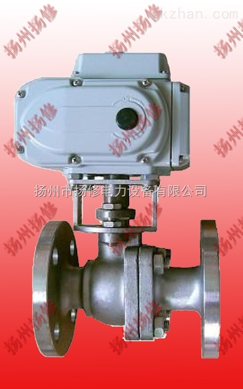 yx-10-1 供应扬州扬修yx-10-1精小型不锈钢系列电动球阀