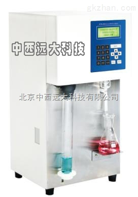 全自动定氮仪加8孔消化炉) 型号:HJ25-ATN-300