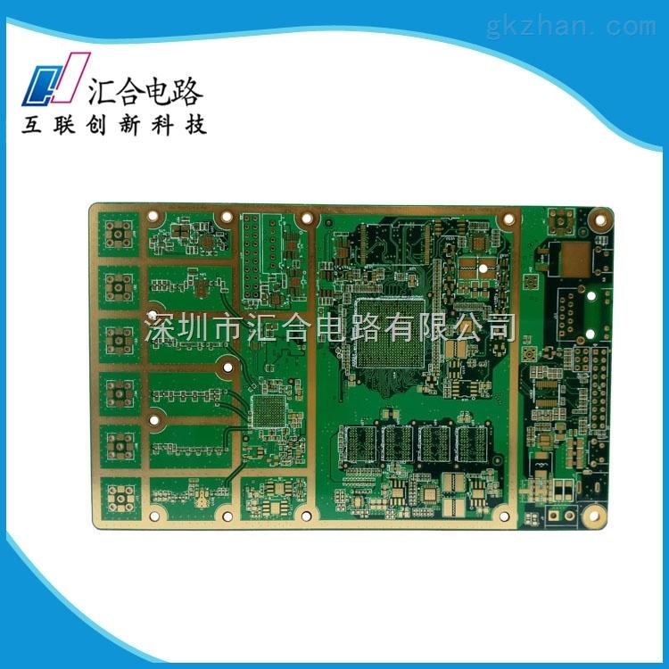 """深圳市汇合电路有限公司作为专业的PCB电路板加工厂家,专注于高精密多层板、特种板的研发,以及PCB打样和中小批量板的生产制造。汇合电路掌握着行业先进的生产工艺和过程控制技术,拥有专业的技术开发团队。 PCB产品包括2-28层板、HDI板、高TG厚铜板、软硬结合板、高频板、混合介质层压板、盲埋孔板、金属基板和无卤素板。产品广泛应用于通信设备、计算机、工业控制、电源电子、医疗仪器、安防电子、消费电子、汽车电子等高科技领域。 汇合电路作为领先的深圳电路板加工制造商,以""""品质优、交期准、价格佳&rdq"""