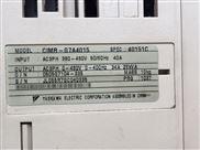 安川E1000变频器故障维修