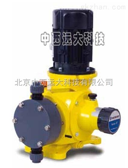 隔膜计量泵/机械隔膜计量泵