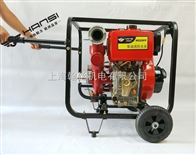 HS25FP轻便型柴油机动泵无需灌水