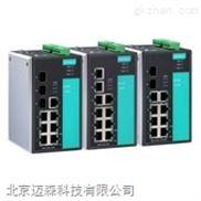 EDS-510A-moxa导轨式网管型工业以太网交换机
