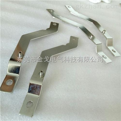 铜排导电产品 整流柜连接铜排 镀镍铜排