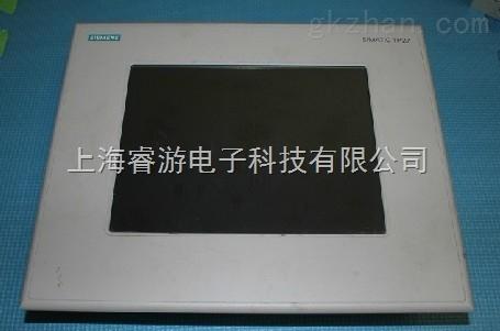 西门子触摸屏花屏维修C7-624