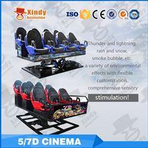 幻影星空VR廠家5d動感座椅家庭式觀影平臺特效影院體驗室內游戲