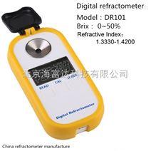 DR101数显糖度计折光仪DR101