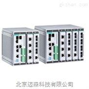 EDS-608/611/616/619-moxa紧凑型模块化网管型以太网交换机