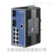 EKI-7559MI-研华8+2SC 光纤端口宽温网管型工业以太网交换机