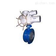 GWXDF9204H整体型电动硬碰硬旋球阀