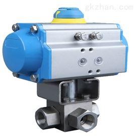 KHB型高压气动球阀