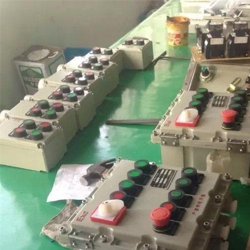 防爆动力箱定制 立式防爆操作柱