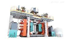 岩康大型中空吹塑机操作简单耗能低效率高
