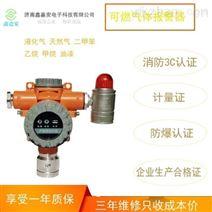 乙醇可燃气体报警器宣传图