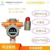 工业乙醇可燃气体报警器响是什么情况