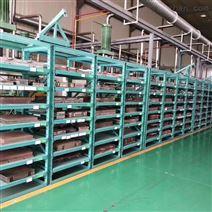 临沂抽拉式模具货架  MJ1车间货架 厂家直销