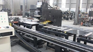 TPL104 TPL108 多工位数控液压冲孔机