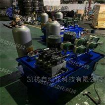 重锤式蓄能器液控缓闭阀门执行器