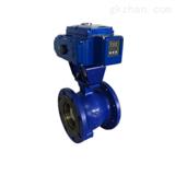 ZDRV型电动调节型V型球阀